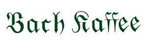 ロゴ:Bach-kaffee